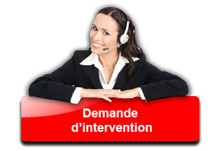 Demande d'intervention Dératisation / Désinsectisation